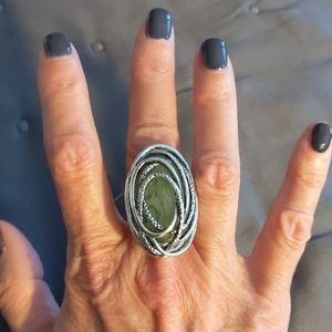 HUGE Statement Ring